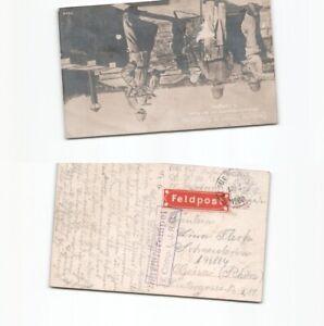 b96884-China-Feldpostansichtskarte-deutsche-Beobachter-auf-den-Mauern-v