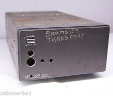 Kenwood PS-50 CB Radio Power Supply 13.8 Volt 20 Amp