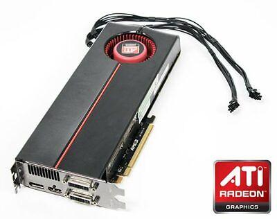 MC743ZM//A Genuine Apple ATI Radeon HD 5870 1GB Graphics Card for Mac Pro