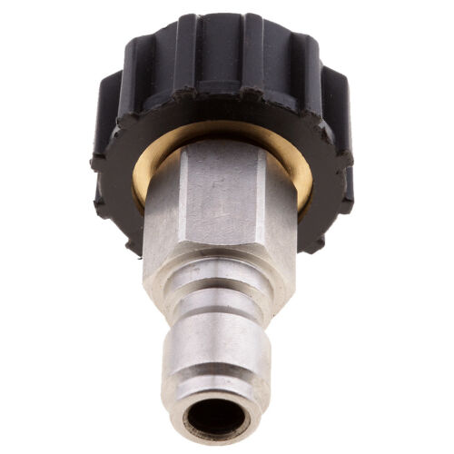 Pressure Washer Quick Release M22//14 Coupling 3//8 Male Probe Connector