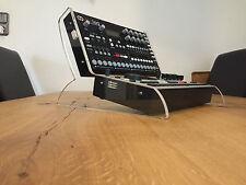 Duo Stand Rack per 2 pezzi elettrone Analog Rytm Four octatrack macchina Drum