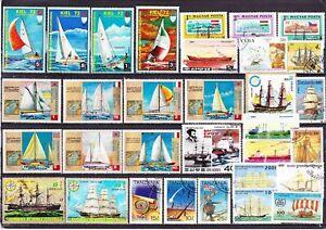Schiff, Lot mit Schiffen und Booten vom Segelschiff bis zum Regatta Boot 398 - Wiehl, Deutschland - Schiff, Lot mit Schiffen und Booten vom Segelschiff bis zum Regatta Boot 398 - Wiehl, Deutschland