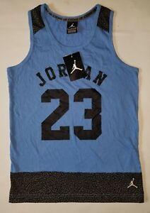 fe2fb9f7964 Nike Air Jordan Boys Jumpman T-Shirt Tank Top Tee Size XL | eBay
