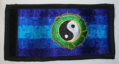 Buddhism Hippy Ethnic Surf Festival Nepal Ethical New Fair Trade Cotton Wallet