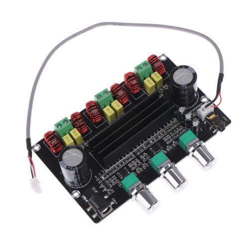 100W 2.1 channel digital subwoofer power amplifier board LB TPA3116D2 2x 80W