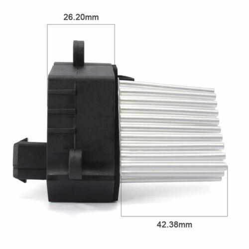 Heater Blower Resistor Motor Final Stage For BMW X3 X5 E36 E46 E39 E83 E53 M3