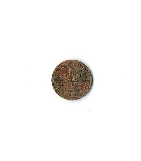 BRD 1 Pfennig - 1996 - VZ