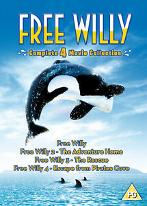 Free-Willy-1-4-DVD-Complete-4-Movie-Collection