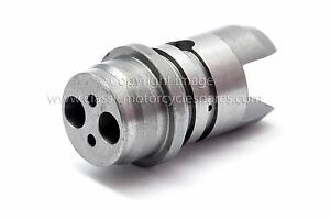 Tappet Guide Block, Triumph T120, TR6, T140, Exhaust, 1968-79, 70-9353, UK Made