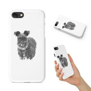 iphone 6s plus flip case schnauzer