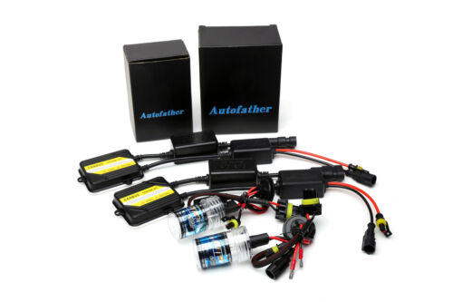 For Infiniti G37 9006//HB4//9012 HID Xenon Headlight AC CANBUS Error Free Kit 55W