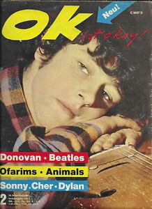 ok-ist-okay-Nr-2-vom-15-11-1965-Animals-Sonny-amp-Cher-Bob-Dylan-Casey-Jones