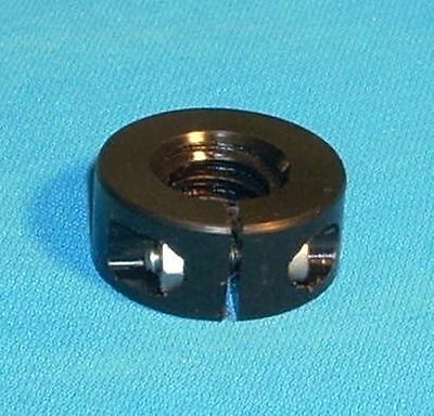 "304070 932 bronze nut with steel flange for 1/""-5 acme RH precision lead screw"