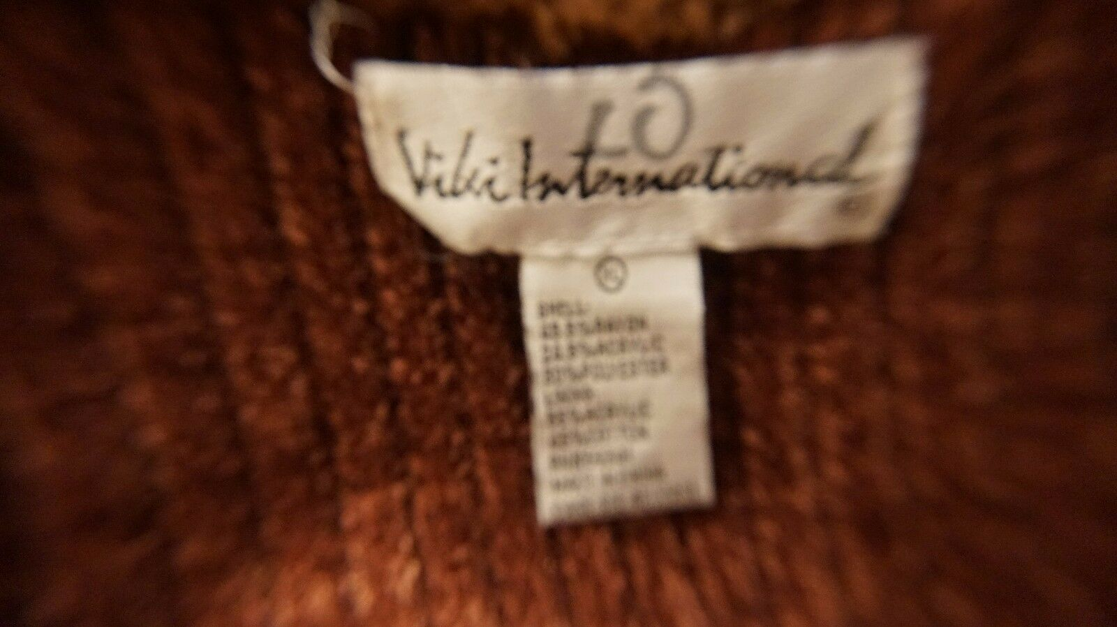 Vintage amazing 70's Vilxi international SZ XL woman coat so so so warm and cool look 248099