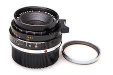 Leica Summicron 35mm F2 + UVa f. Leica M