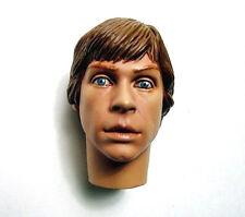 1/6 Mark Hamill Sideshow Star War Jedi Luke Skywalker Head Sculpt fr Hot toys 12