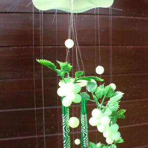 PM-Luminous-Glow-in-Dark-Grape-Wind-Chimes-Home-Patio-Porch-Hanging-Ornament