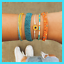 pura-vida-waterproof-string-Dreaming-Outloud-Pack-sunflower-charm-bracelet thumbnail 1