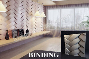 Details About Decorative Wall Panels Abs Plastic Molds Plaster Gypsum Alabaster Binding