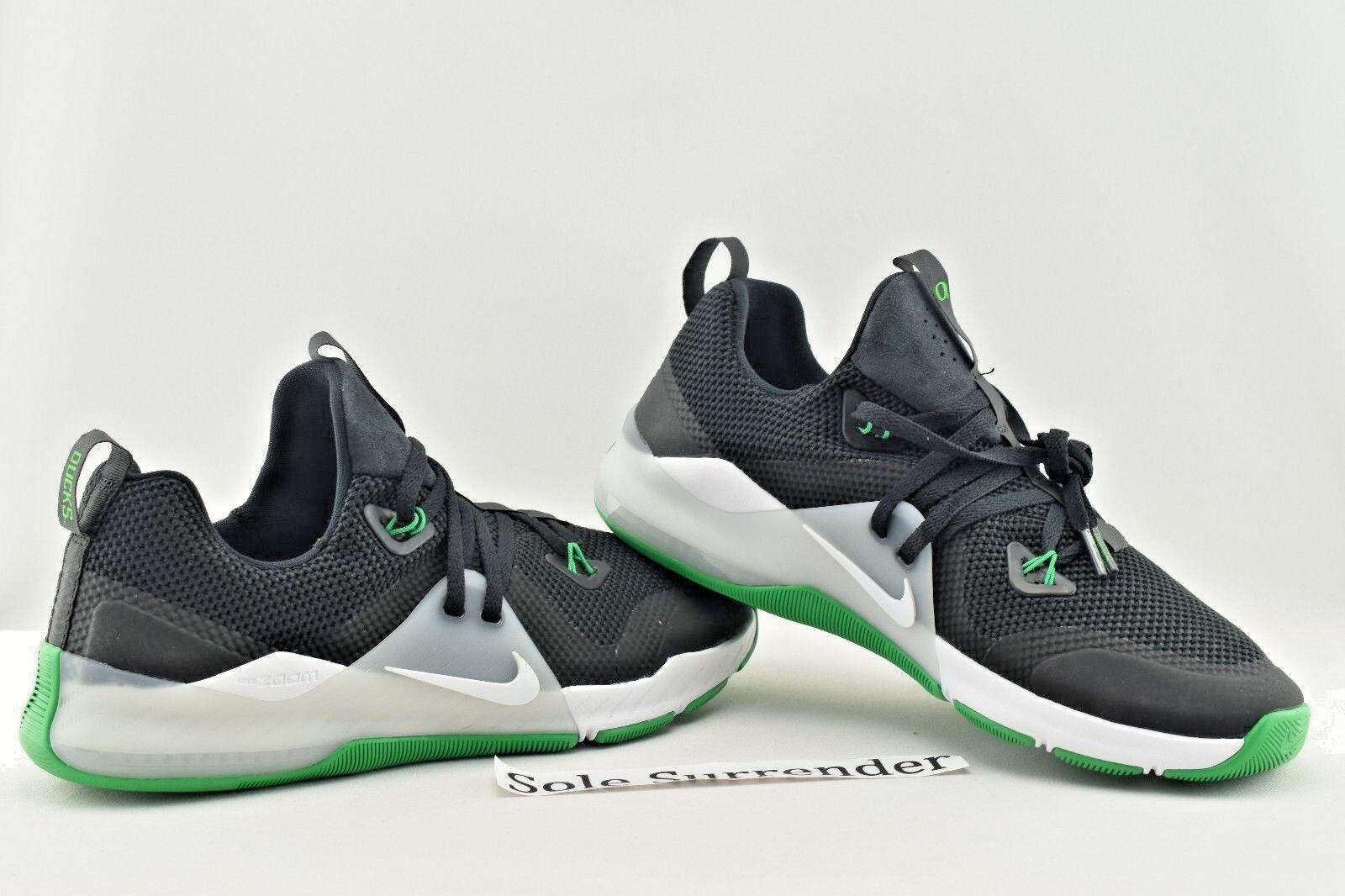 Nike - Zoom Train Command College - Nike Size 9.5 - AO4397-010 Oregon Ducks NCAA Green 761ac0