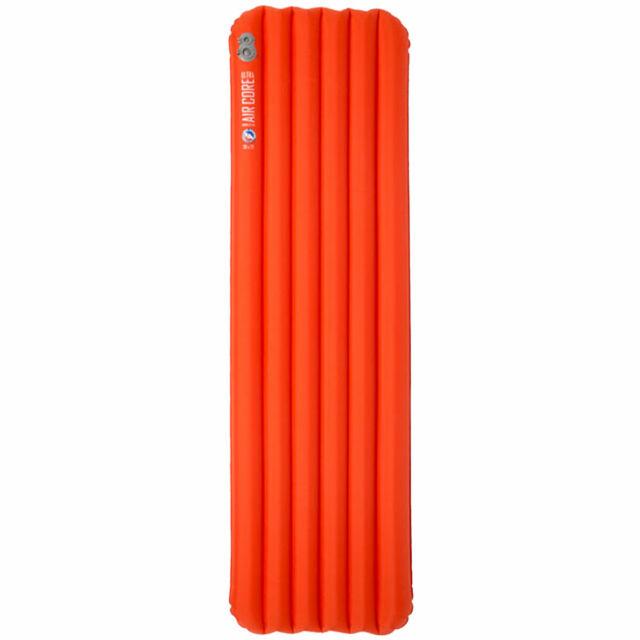 Big Agnes Insulated Air Core Ultra Sleeping Pad Orange 25x72