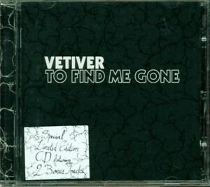 Vetiver-To-Find-Me-Gone-Special-Limited-Editon-2-Bonus-Tracks-Cd-Perfetto
