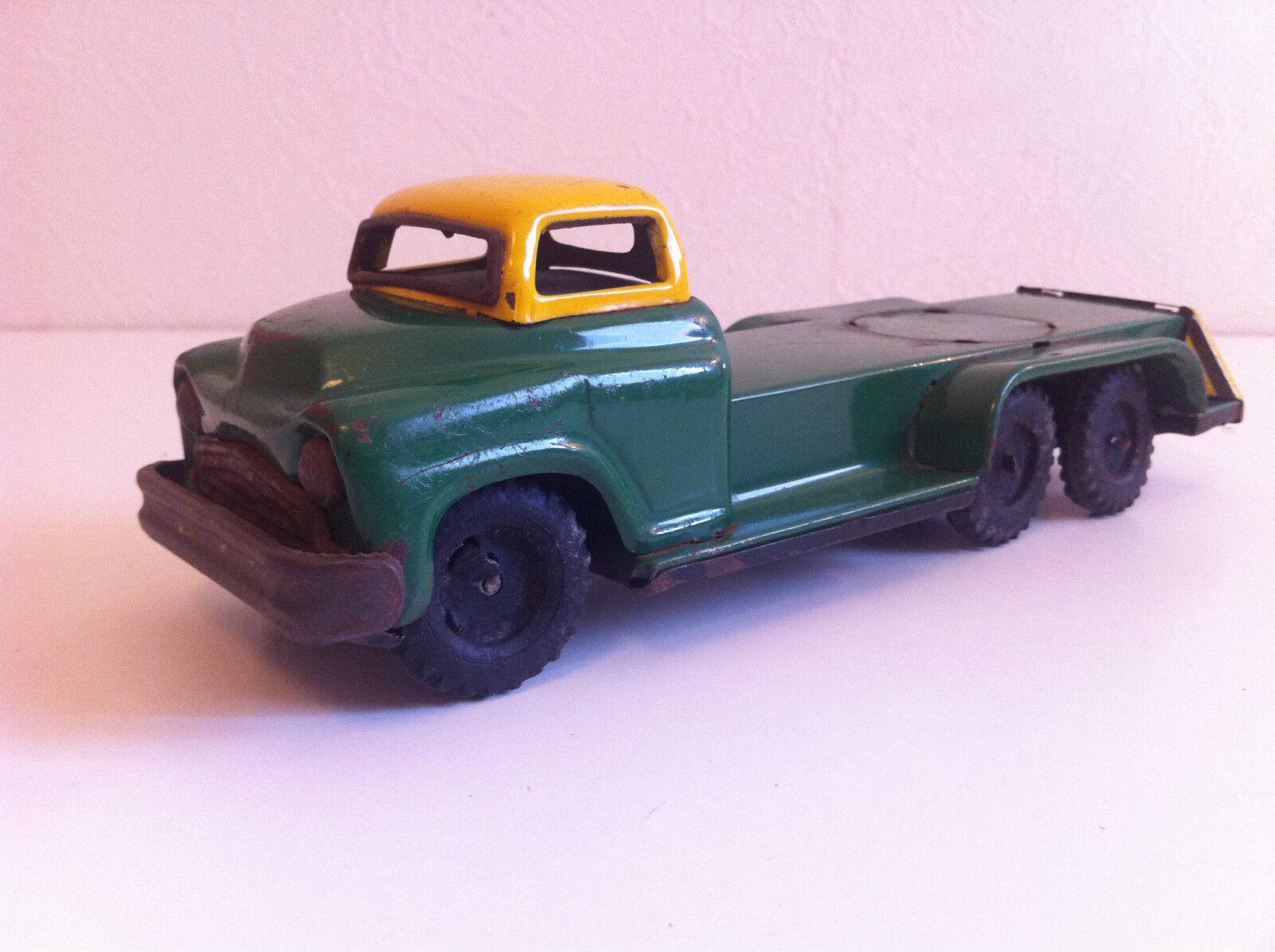 Mar Toys line (Marx) - Ancien camion en tôle à friction 22 cm