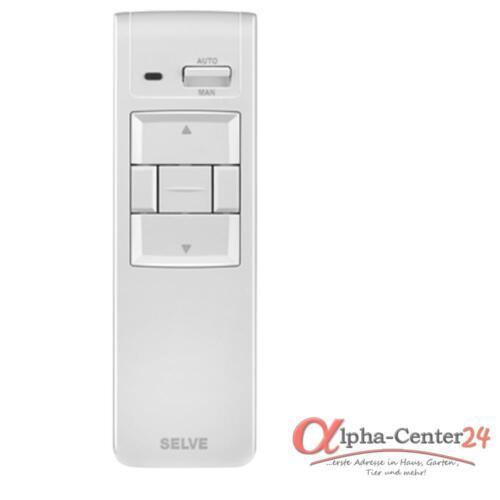 Selve iveo send 1 canaux radio télécommandes rideau roulant contrôle rolladenmotor Blanc