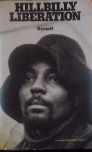 OyamO Hillbilly Liberation 1976 - Manchester, United Kingdom - OyamO Hillbilly Liberation 1976 - Manchester, United Kingdom