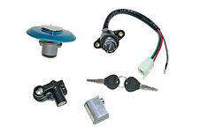 Honda CB125TD ignition switch & lock set (1982-1988) 6 wires check before buying