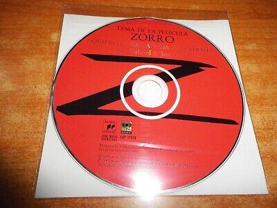 Ana Gabriel Jon Secada Quiero Vivir La Vida Amandote Zorro Cd Single Promo Bso Ebay