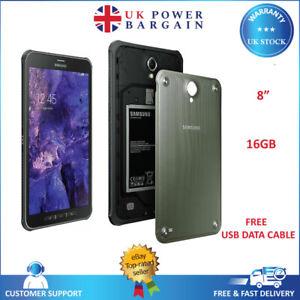 Samsung-Galaxy-Tab-Active-LTE-SM-T365-8-034-16-Go-WiFi-4-G-Noir-Debloque-Android-TAB