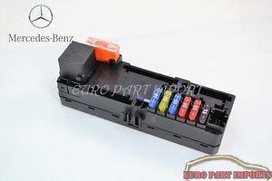 mercedes benz w202 w208 fuse box relay germany genuine oem Mercedes-Benz C230 Fuse List s l300