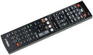 yamaha rav495 fernbedienung f r rx v500d receiver ebay. Black Bedroom Furniture Sets. Home Design Ideas