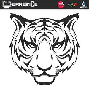 Sticker-TIGRE-TIGER-Adesivo-Parete-Decal-Laptop-Vinile-Casco-Auto-Moto-Murale