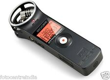 Zoom H1 Portable Handy Recorder (Black) Version 2.0 with 2GB microSD Free