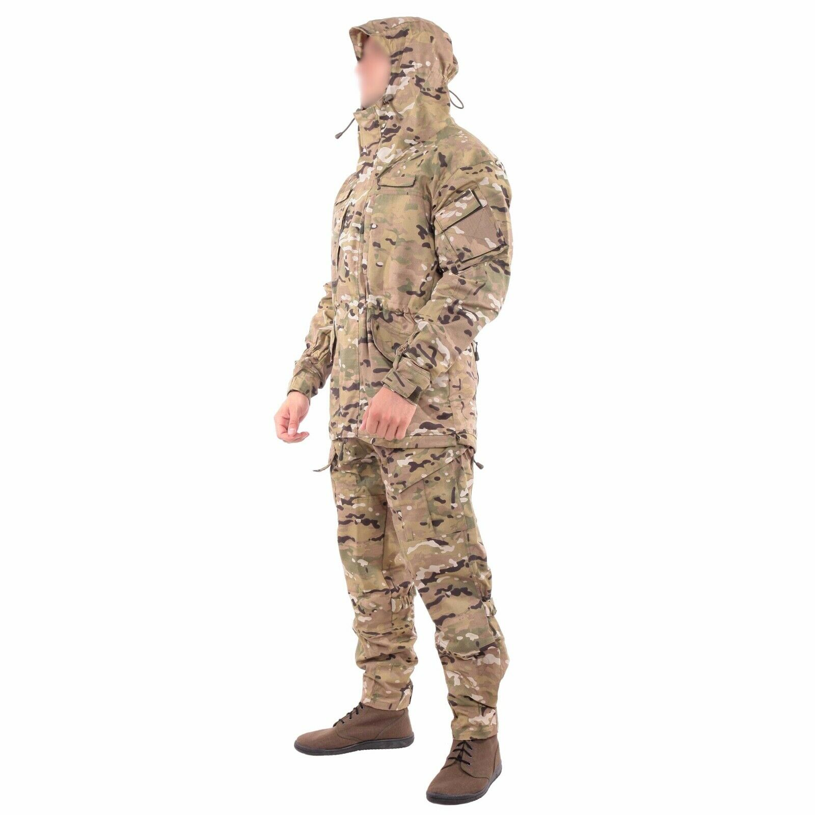 Gorka-5   KE Tactical   Hiking Hunting Tactical Suit with Elbow and Knee Pads  is discounted
