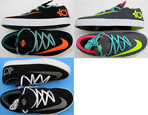 ff0c138d7b7 New Nike KD Vulc Kevin Durant 642085 Youth Unisex Size 4.5-7 Pick 1 ...
