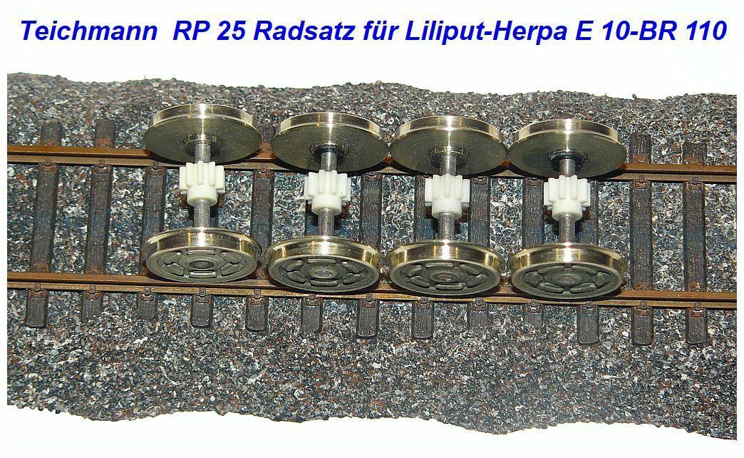 Stagno uomo RP 25 ASSALE COMPLETO PER Liliput Herpa e 40-br 140  TOP  Guardare