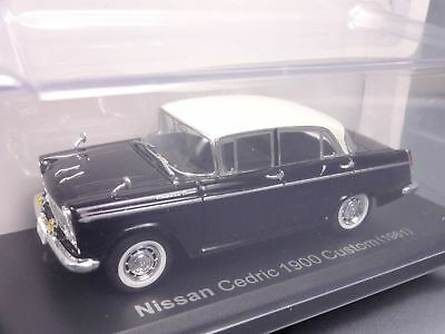 New 1//24 Scale Die-Cast Model Car Nissan Cedric 1900 Custom 1961-2 door Open