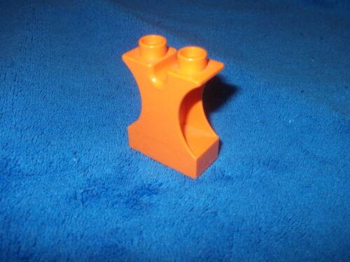 LEGO DUPLO Mixi Pièce De Rechange Pierre de tambour de Bob le Bricoleur orange 42234