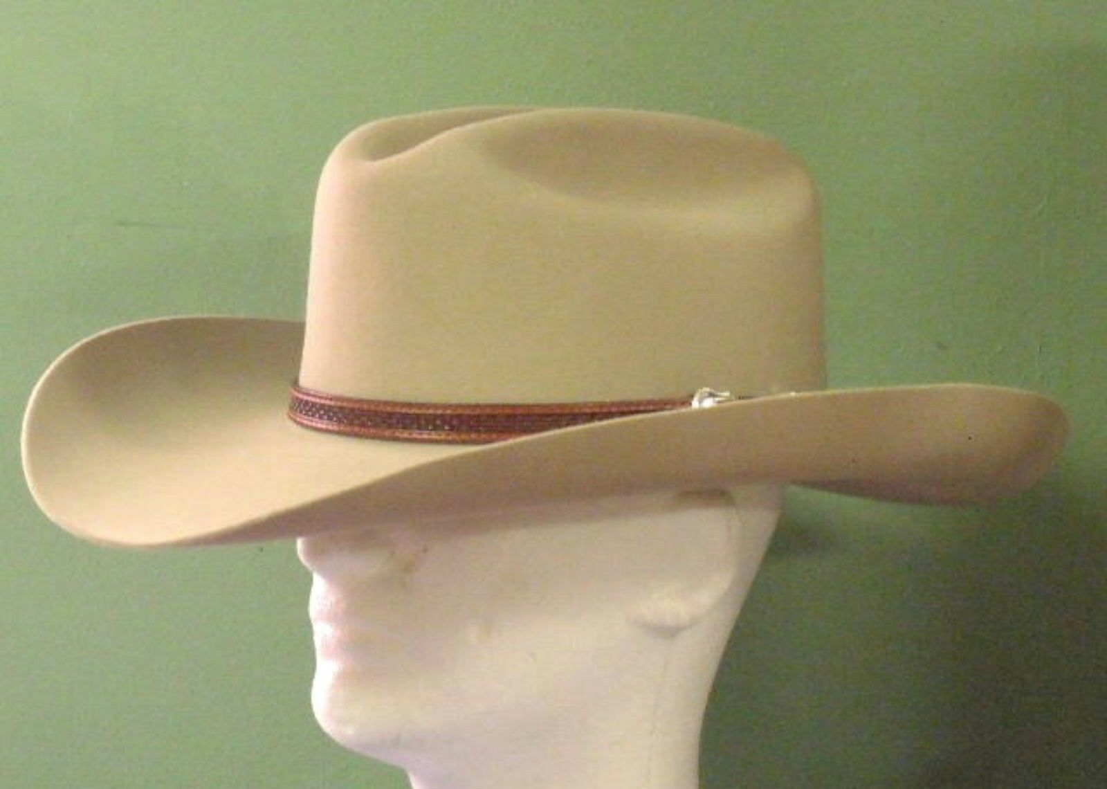294ee5e4909 Stetson Marshall 4x Ranchtan Cowboy Hat Swmars-6240d4 7 1 8 for sale ...