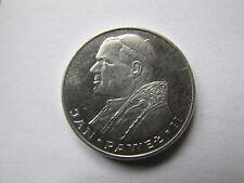 1000 zł .JAN PAWEŁ II  14,5 grama 625 Ag 1982 r,
