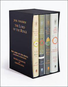 The Lord of the Rings Boxed Set by J. R. R. Tolkien (Multiple-item retail product, 2014)