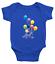 Infant-Baby-Boy-Girl-Rib-Bodysuit-Clothes-Gift-Eeyore-Gloomy-Donkey-Balloons thumbnail 4