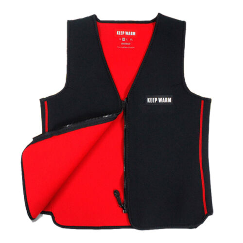 Heated Vest Keep Warm Autothermal Neoprene Vest Storm M//L//XL//XXL