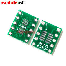 Hot 12 Pin 0.5mm FFC FPC to 12P DIP 2.54mm PCB Converter Board Adapter DSUK
