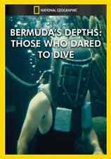 Bermuda`s Depths: Those Who Dared To Dive  DVD NEW