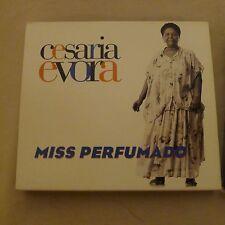 CD Import Africa Portuguese * Cesaria Evora * Cape Verdean * Miss Perfumado