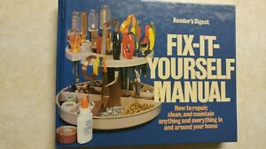Readers digest fix it yourself manual home handyman repair hardcover image is loading readers digest fix it yourself manual home handyman solutioingenieria Image collections